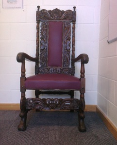 The Tenison Chair